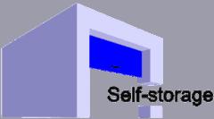Logo Opslag Waddinxveen - Selfstorage / opslagruimte verhuur